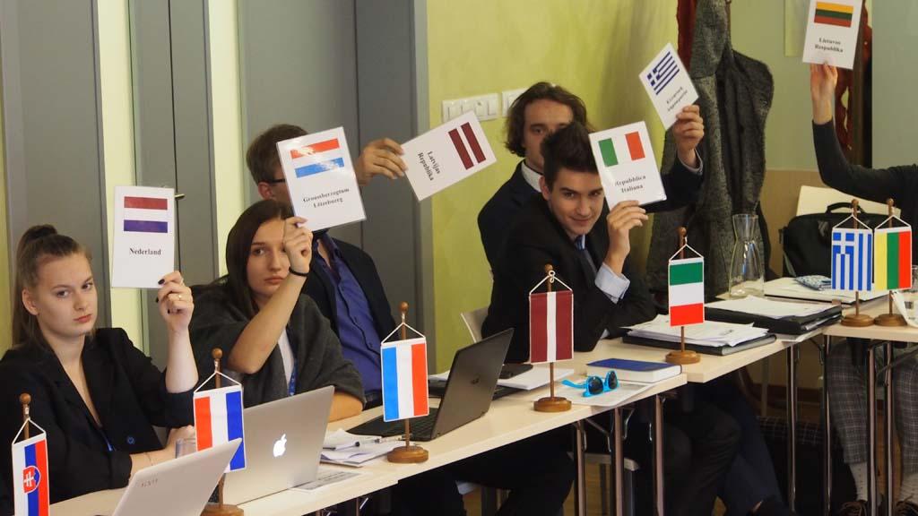 Další ročník projektu Rozhoduj oEvropě byl úspěšně zakončen