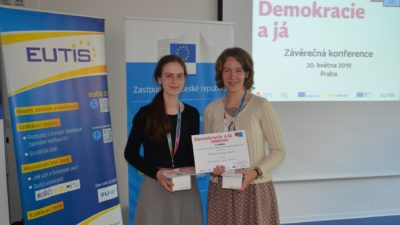 "European Youth Week celebrated its finale – we know the most successful student projects of the ""Democracy and Me"" workshops!"