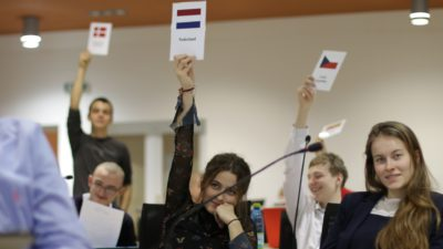 Mladí Češi aSlováci budou rozhodovat oEvropě