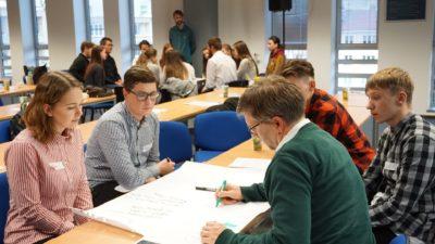 Studenti vOlomouci letos naposledy rozhodovali oEvropě