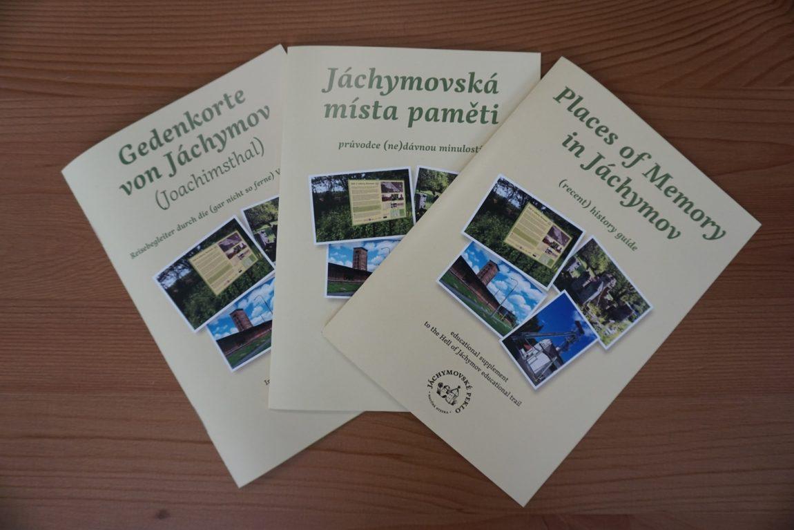 Jáchymovská místa paměti – příručka (nejen) pro pedagogy