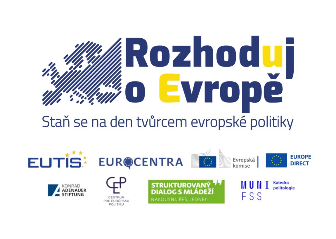 Regionální semináře Rozhoduj oEvropě se vracejí do prezenční formy